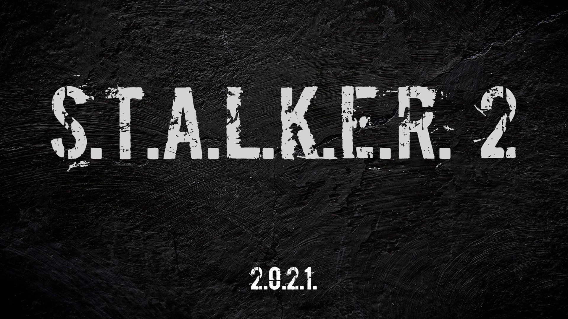 S T A L K E R 2 Seems Set For 2021 Release Date Stalker Xbox One S Facebook Stalkers