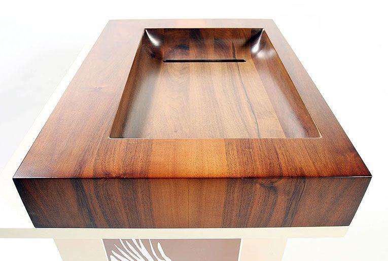 holz waschbecken hrano bad pinterest waschbecken holz und badezimmer. Black Bedroom Furniture Sets. Home Design Ideas