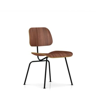 Eames Molded Plywood Dining Chair Metal Base - Lounge & Living - Chairs - Herman  Miller