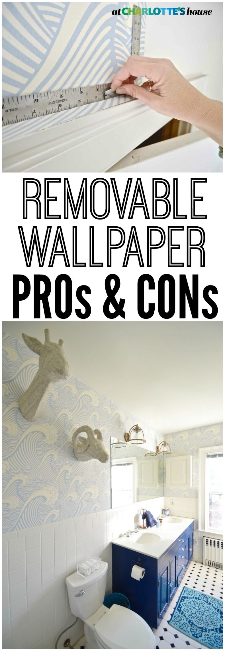 How To Removable Wallpaper Wallpaper accent wall