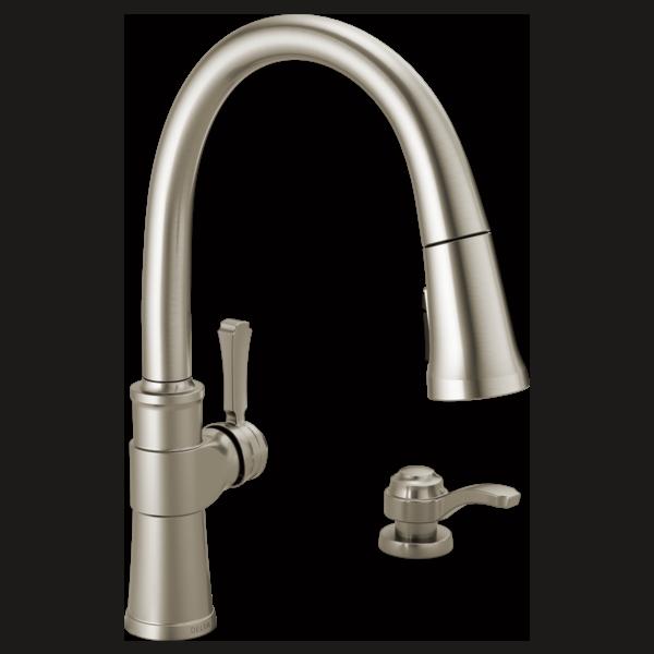 19964z Spsd Dst Faucet Kitchen Faucet Kitchen Faucet Design