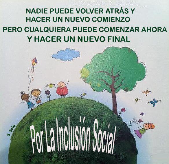 Inclusión Social Frases De Educacion Inclusión Social Y