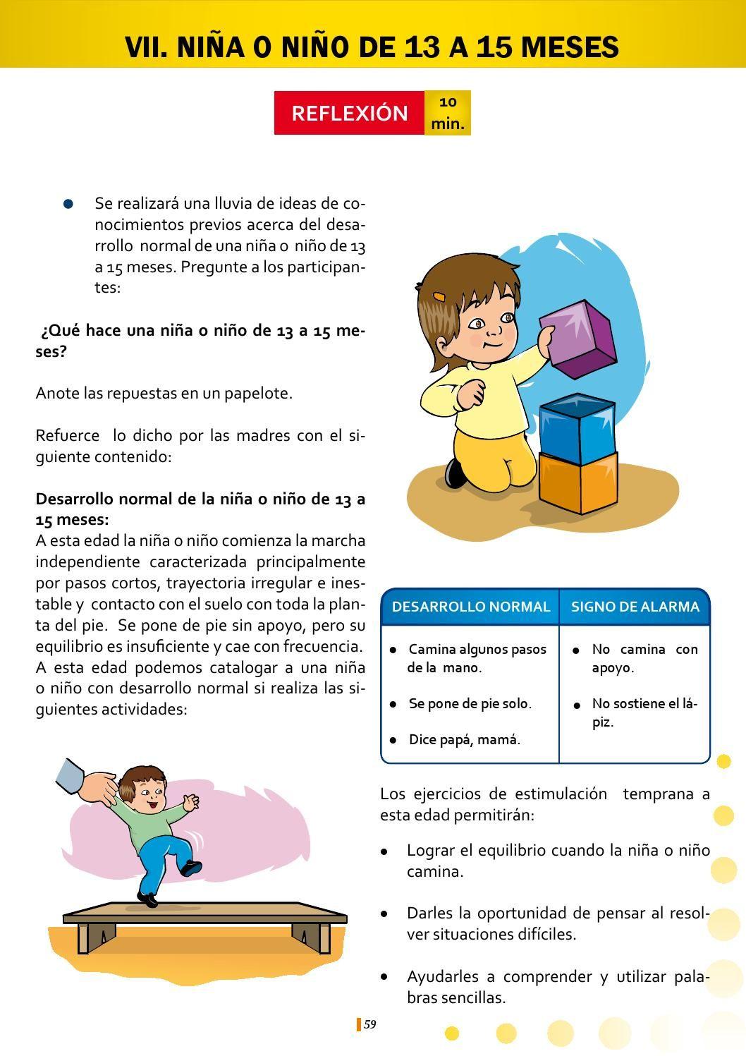 Libro blanco | Estimulacion, Educacion infantil y