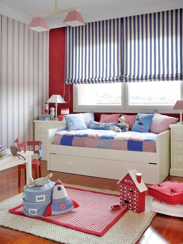 Decorar un dormitorio infantil dormitorios ni os - Dormitorio infantil nina ...