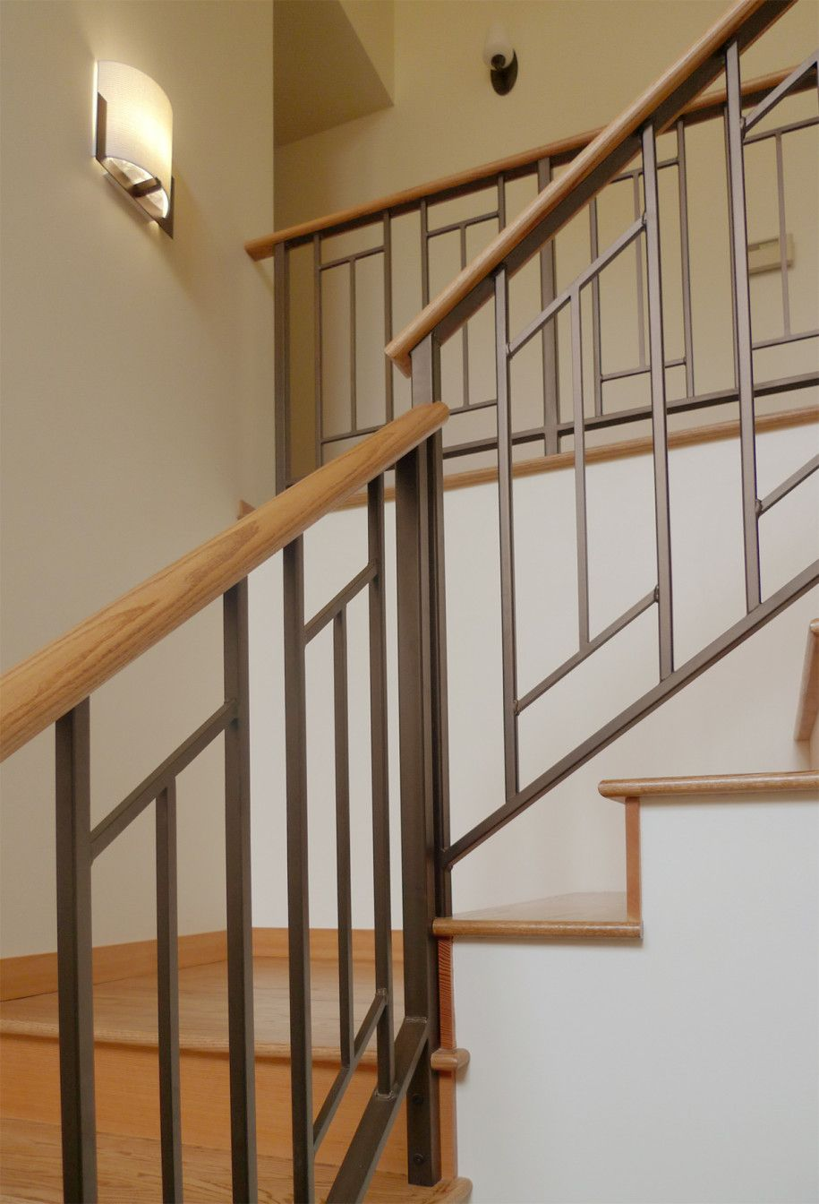 Best Furniture Impressive Modern Stair Rail Designs Ideas With 640 x 480