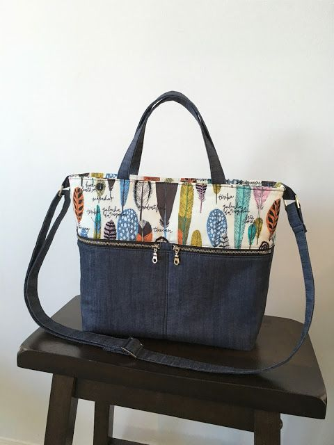 S O T A K Handmade Alice Purse New Pdf Pattern Denim Bag Patterns Handbag