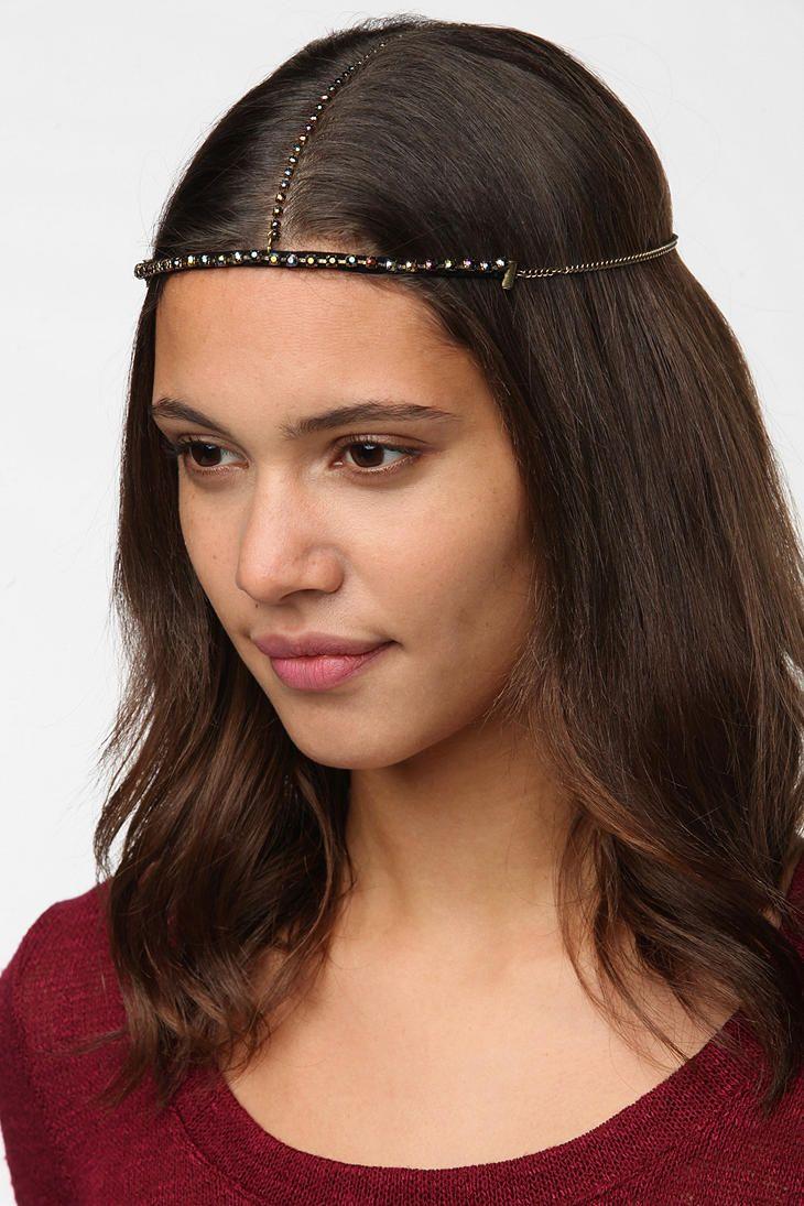Uo goddess headband jewelry pinterest goddesses hippie