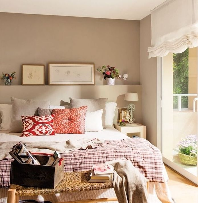1001 + idées déco pour adopter la couleur taupe clair chez vous   Chambre couleur taupe, Chambre ...