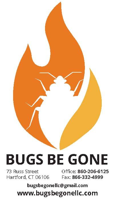 A Logo Tru Created For A Local Pest Control Company Bugs Be Gone Control De Plagas Plagas Disenos De Unas