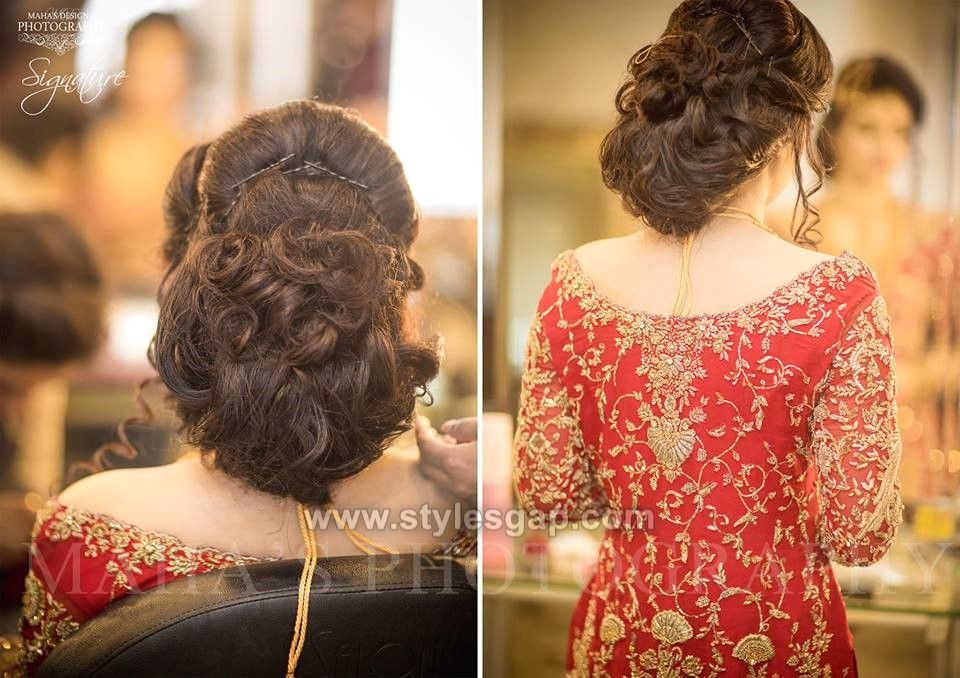 Latest Asian Party Wedding Hairstyles 2020 Trends Pakistani