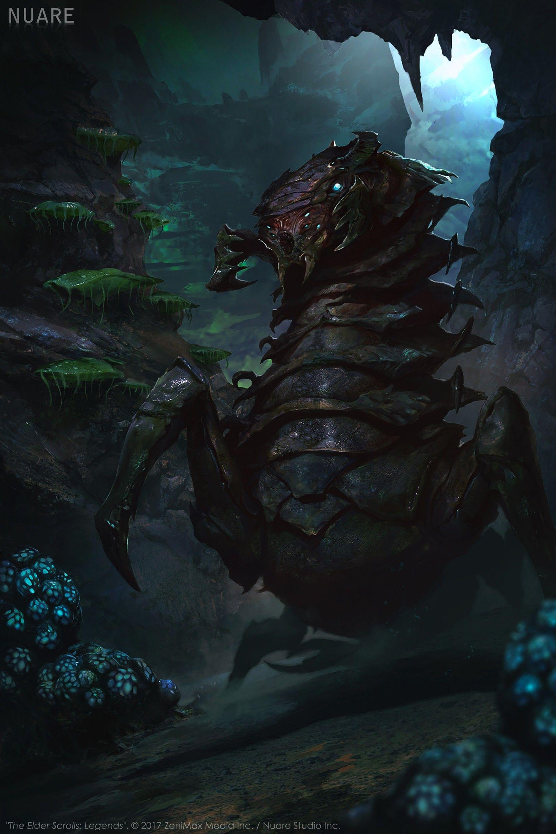 25++ Skyrim creatures info