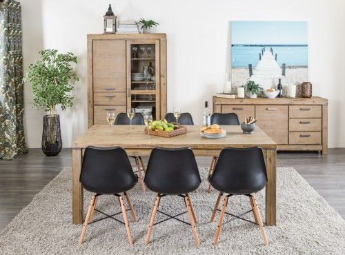 Verona Table 6 Klarup Chairs Dining Set Jysk Canada Cabin Ideas