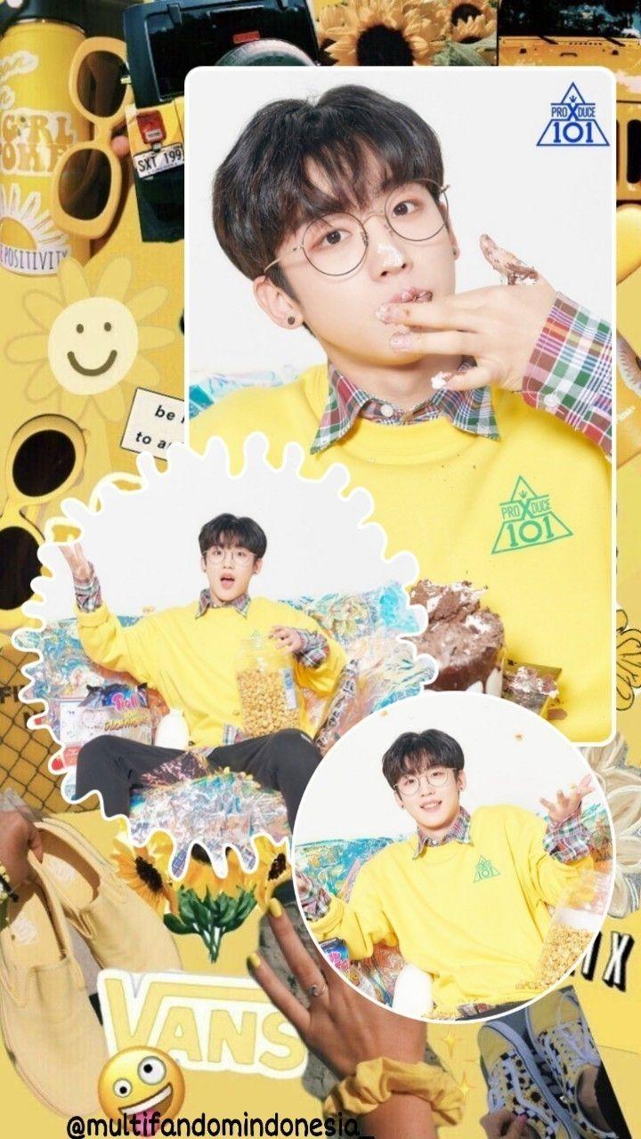 Wallpaper Lockscreen Produce X 101 Kim Yohan Di 2019