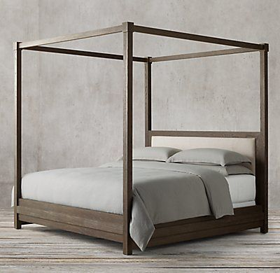 Stacked Canopy Bed Canopy Bed Bed Design Four Poster Bed