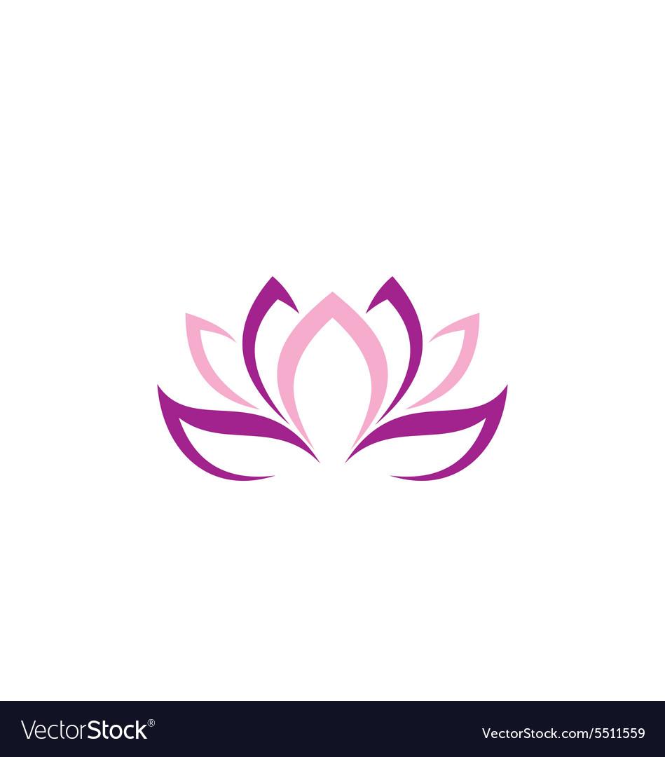 lotus flower graphic Google Search Flower logo