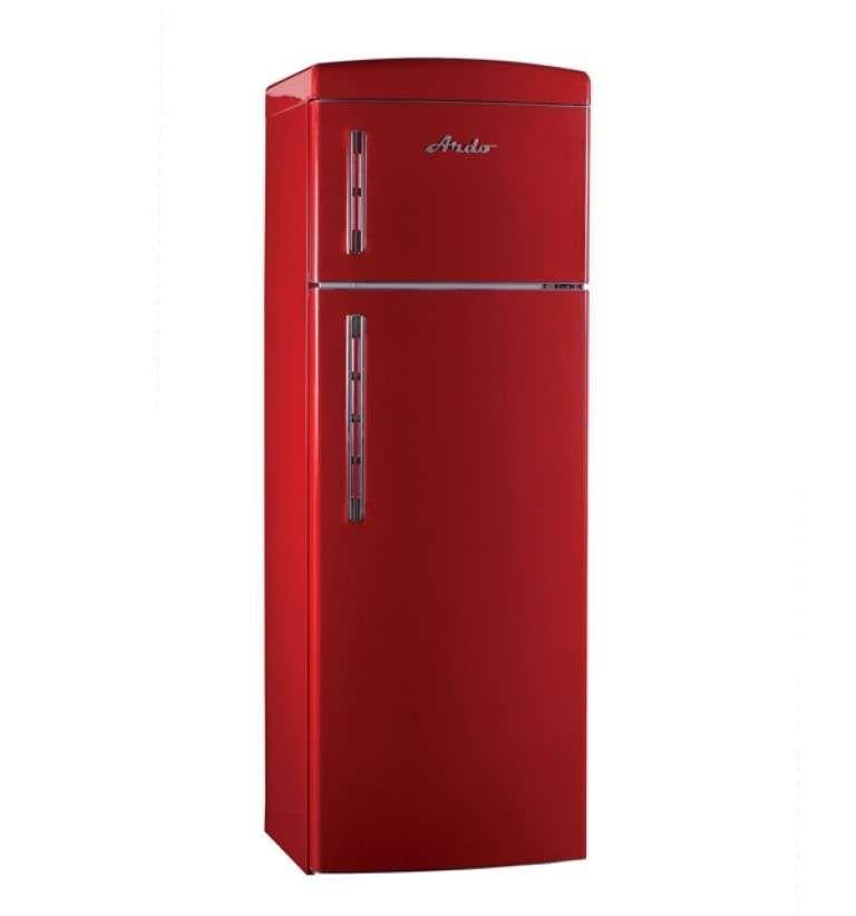 Frigoriferi anni 50 - Ardo frigorifero anni 50 rosso
