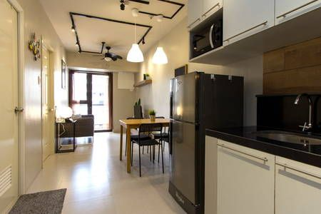 Check out this awesome listing on Airbnb: Near Train & Bus @ Cubao