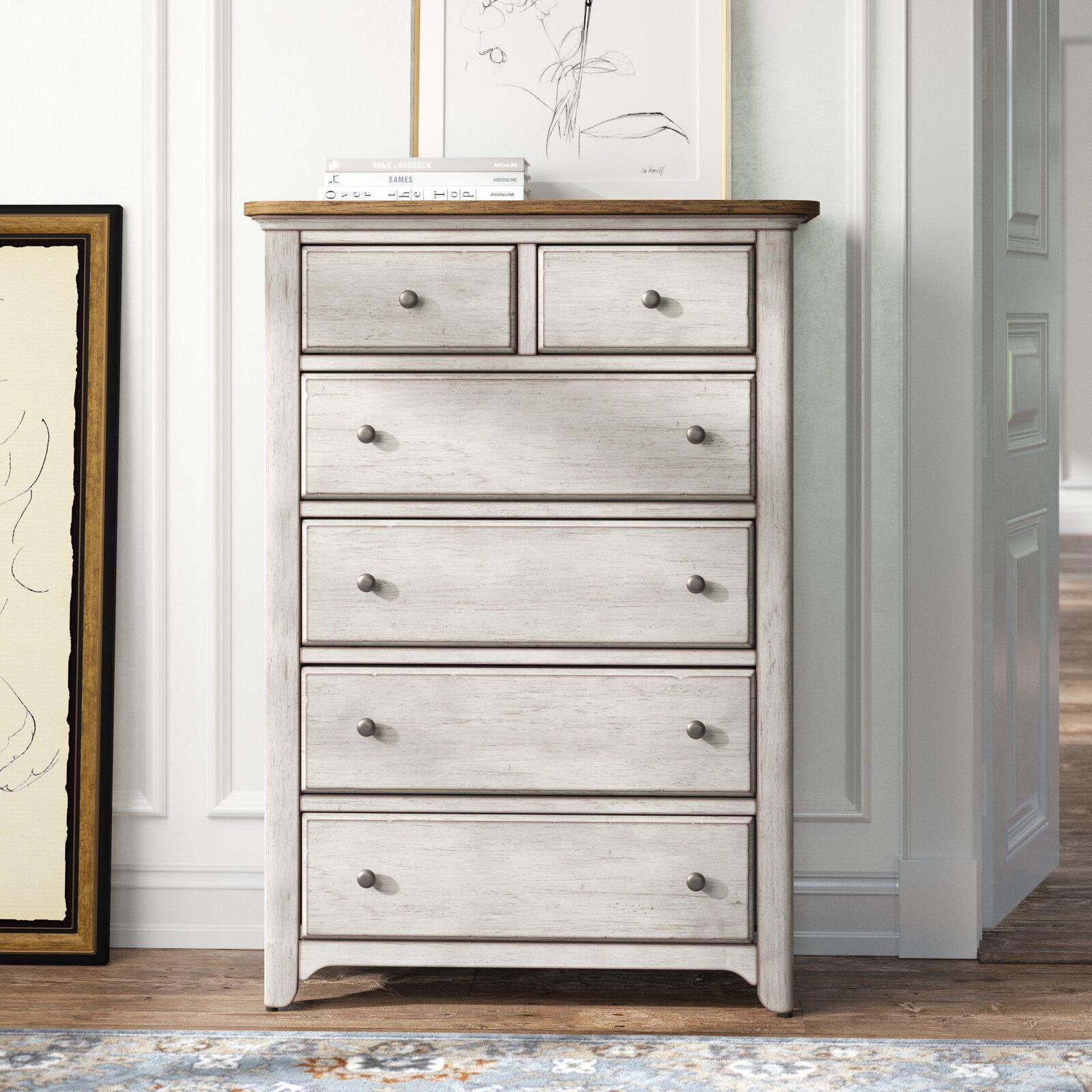 Ayden 5 Drawer Chest In 2021 Drawers 5 Drawer Chest Dresser [ 1600 x 1600 Pixel ]