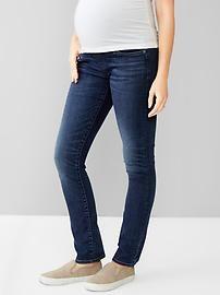 3588cb84bcd88 1969 full panel resolution slim straight jeans | Baby | Maternity ...