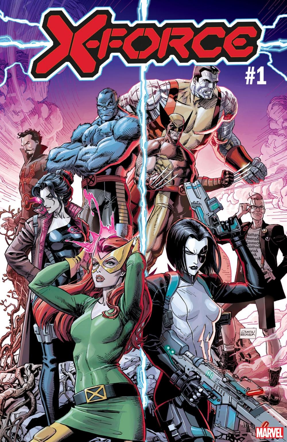 Marvel Comics Unveils New X Men Comics At Sdcc 2019 Cbr Marvel X Men Marvel Comics Art