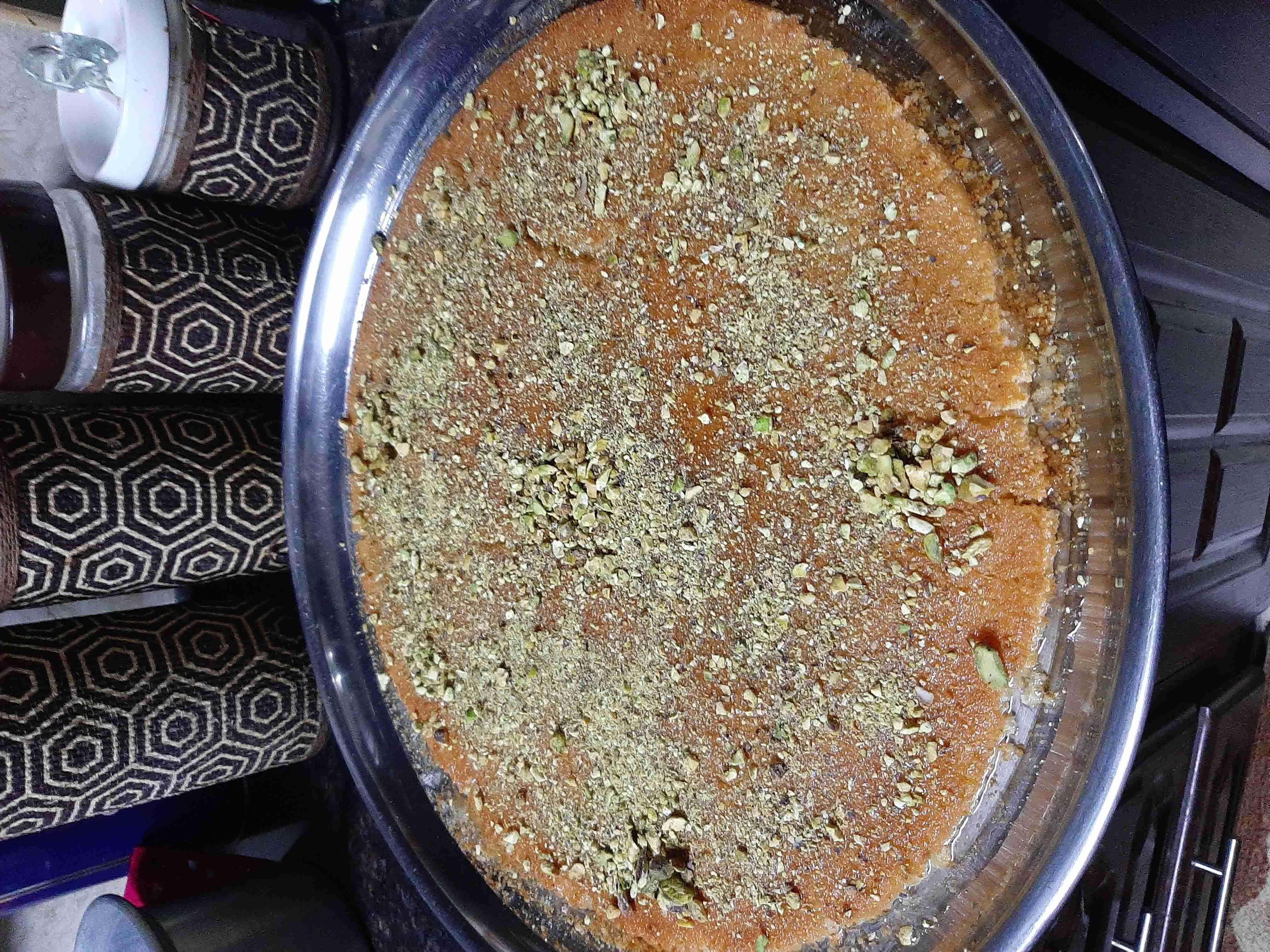 كنافة ناعمة بيتية زاكي Recipe Middle Eastern Recipes Food Recipes