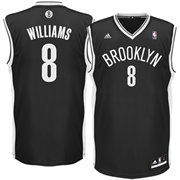 competitive price 0b8d6 a3246 Deron Williams Brooklyn Nets Jersey Nets Jersey, Nba Merchandise, Nba  Store, Nba Shirts