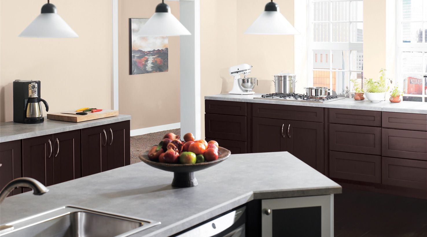 kitchen color decorating ideas. Sherwin Williams Kitchen Paint Colors - Cheap Island Ideas Check More At Http://www.entropiads.com/sherwin-williams-kitchen-paint-colors/ Color Decorating