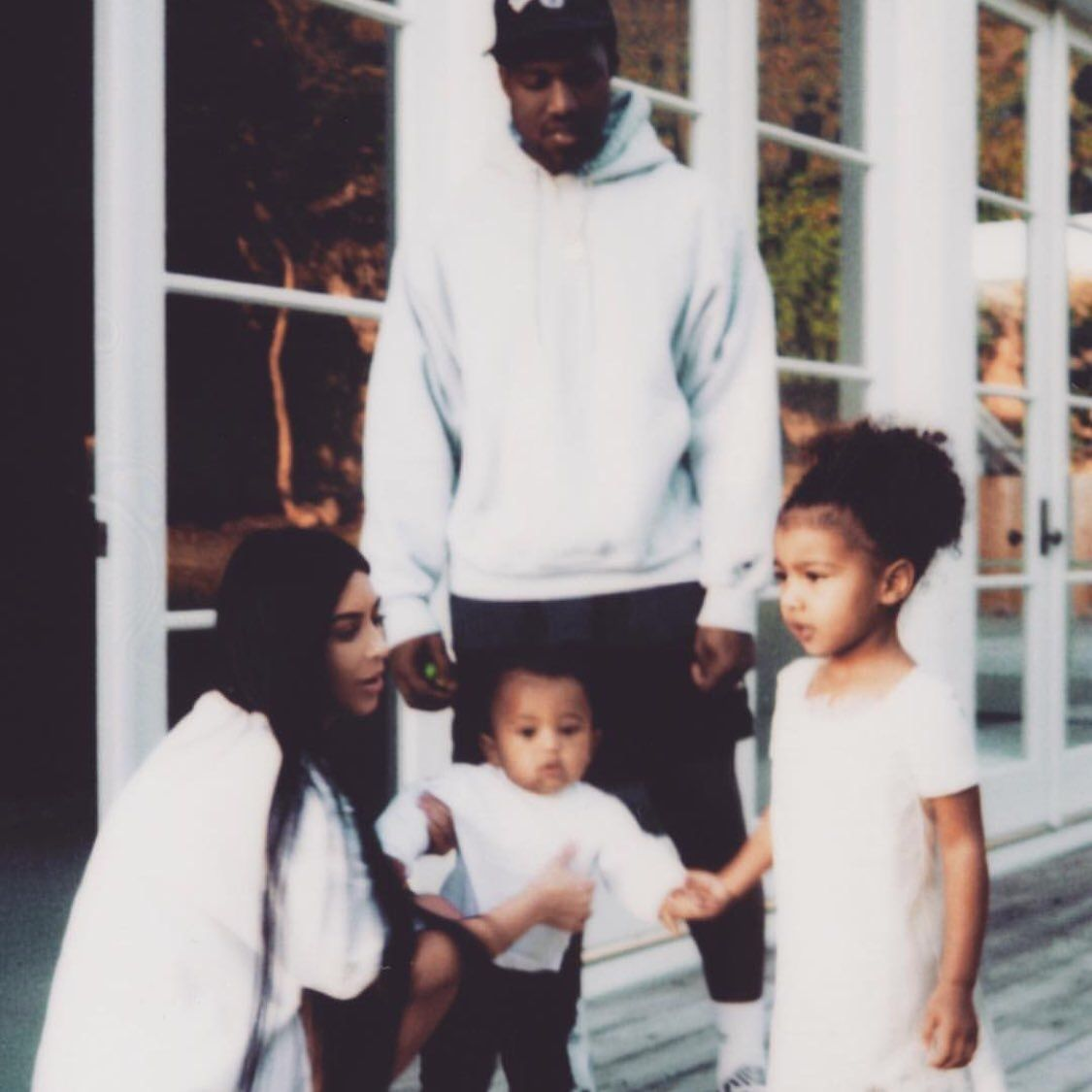 Kim Kardashian back on Instagram after Hiatus ❤ #kimkardashian #instagram #kardashian #vibes #yeezy