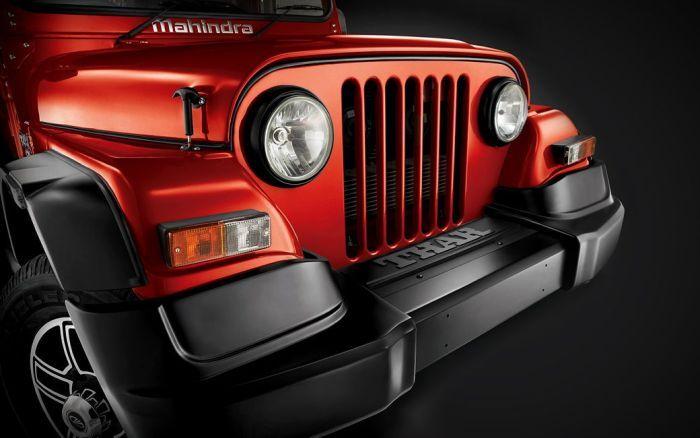 Mahindra Thar Exterior Photo Mahindra Thar Mahindra Cars