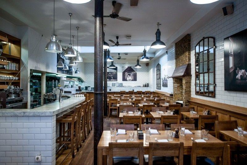 Tom's Kitchen- beautiful classic English style