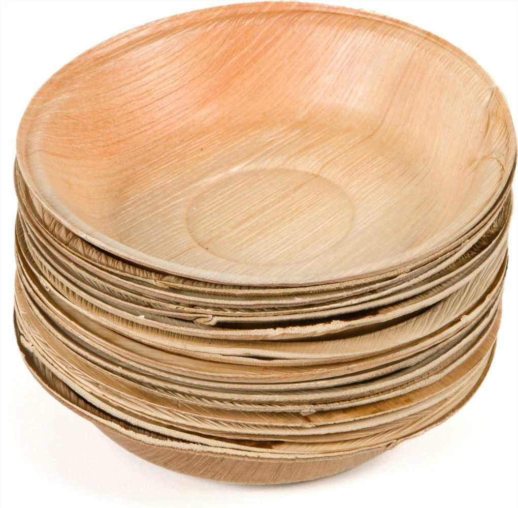 """Leafware 5"""" Round Bowls (25 Count)"""