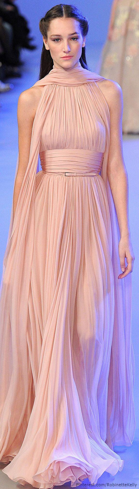 Elie Saab Haute Couture | S/S 2014 | Dresses | Pinterest ...