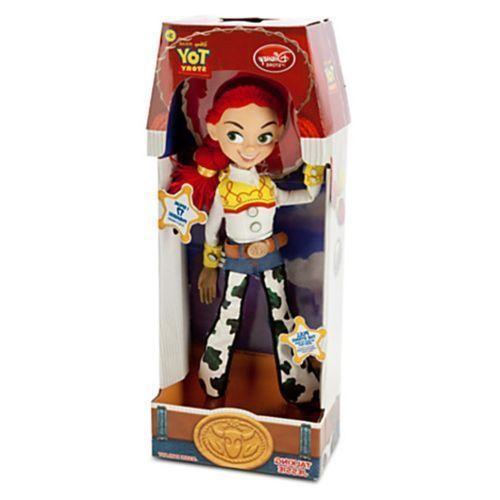 1c21125618 Disney Toy Story Jessie Cowgirl Talking Plush Doll Figure 15