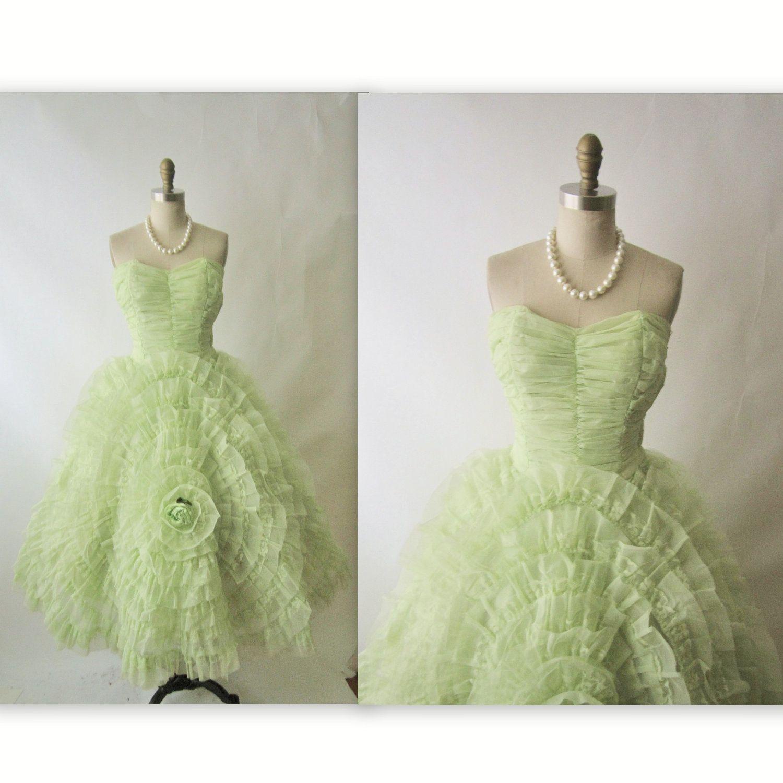 s prom dress vintage chiffon lace wedding party vintage