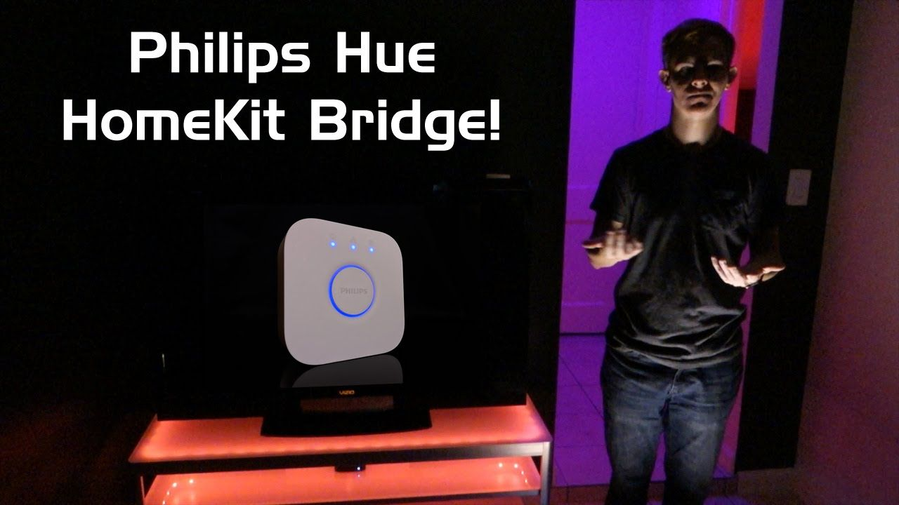 Philips Hue Bridge 2 0 (HomeKit) - Unboxing, Setup, Siri