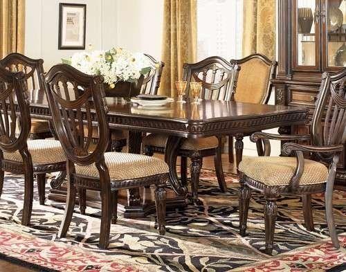Fairmont Designs Grand Estates Double Pedestal Dining Table By Fairmont  Designs. $960.00. USA.