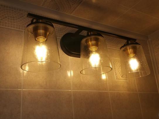Progress Lighting Inspiration Collection 3 Light Antique Bronze Bath