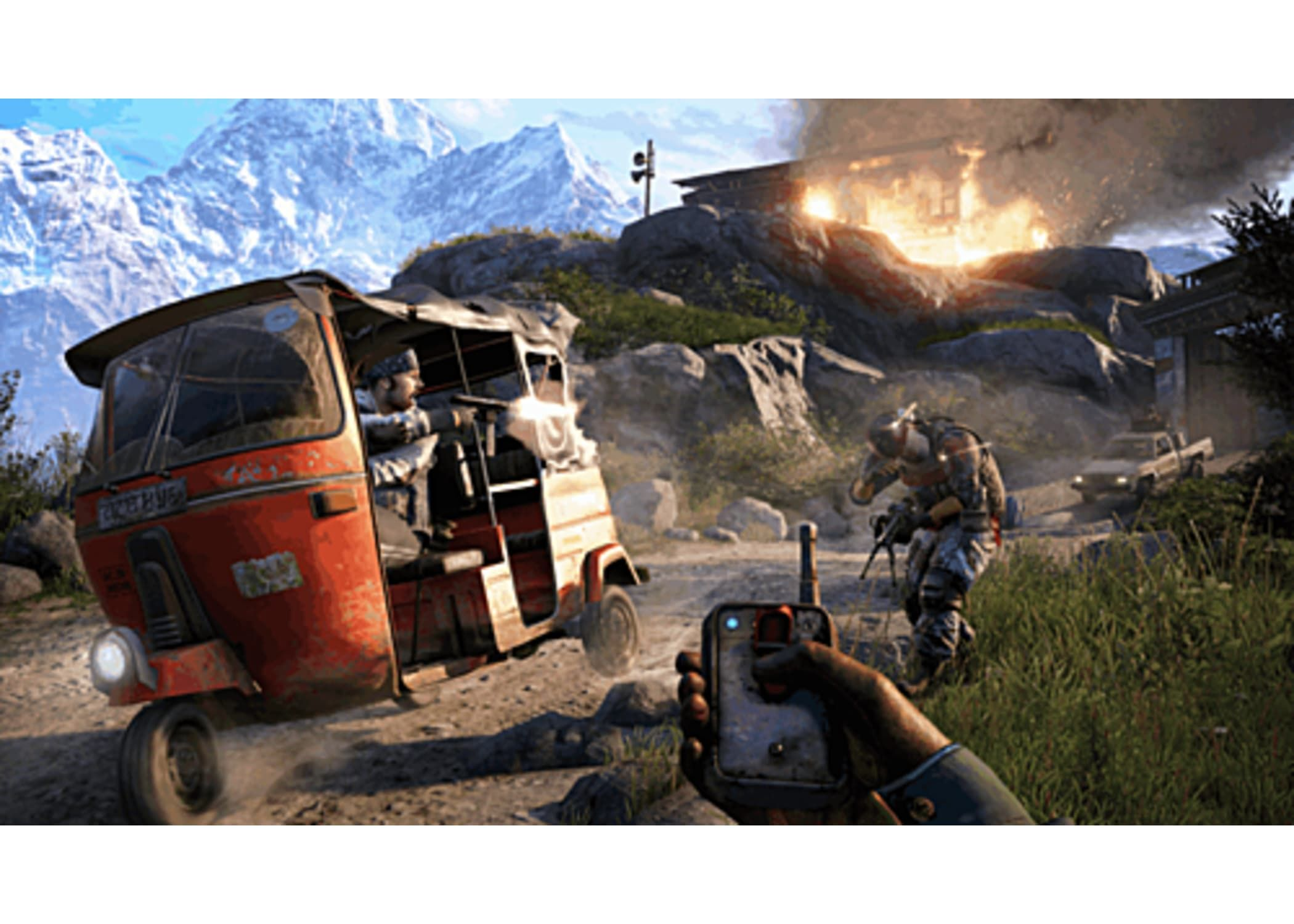 Far Cry 4 Limited Edition With Yak Farm Pack Mission En 2020 Far Cry 4 Gamers Salvaje