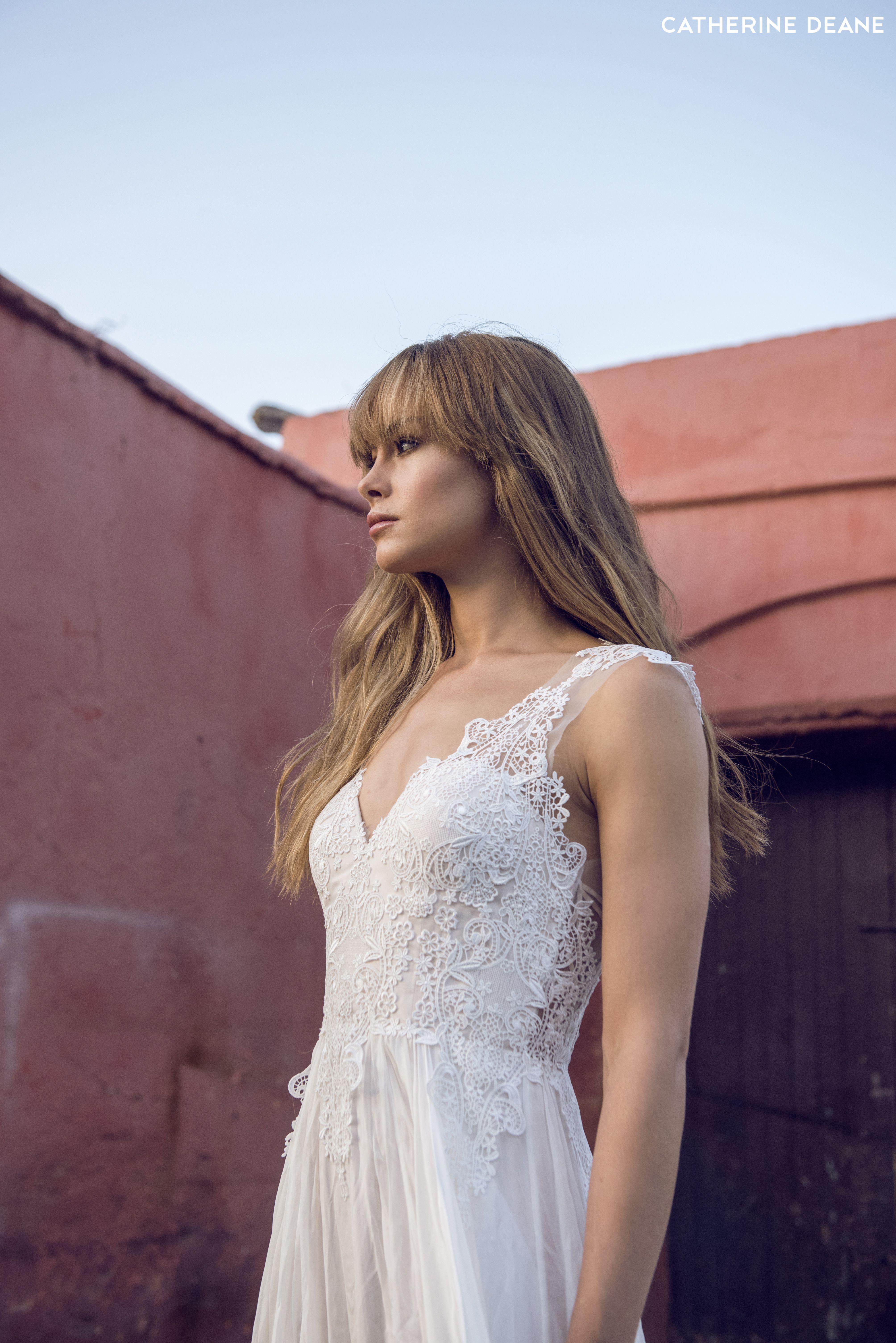 Juno Dress available in September! Wedding dresses near