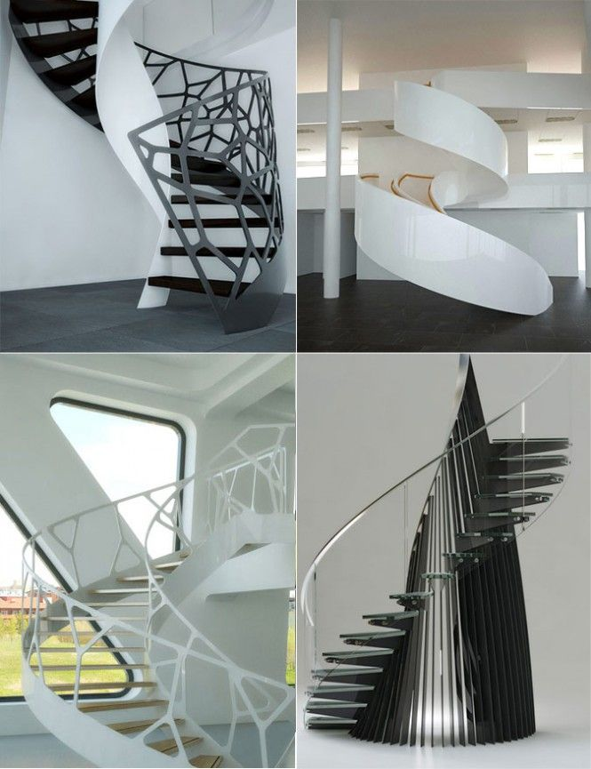 Best Fancy Staircase Treatments Modern Staircase Staircase 400 x 300