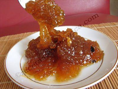Cocina Costarricense: miel de chiverre