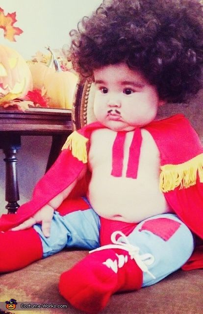 Nacho Libre - 2017 Halloween Costume Contest at Costume-Works - halloween horror costume ideas