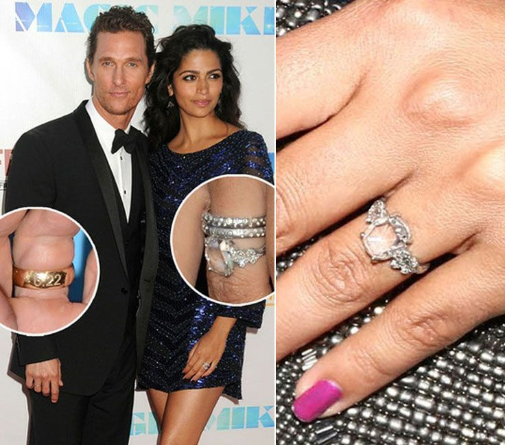 Pin by Carlay van Wyk on celebrity engagement rings Pinterest