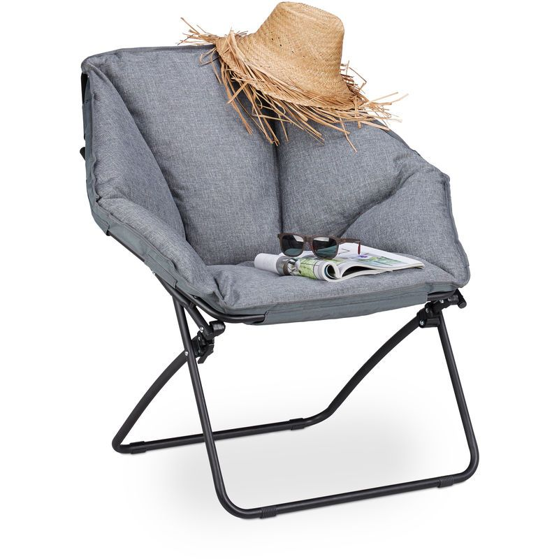 Chaise Moon Moon Chair Chaise De Camping Pliable Fauteuil