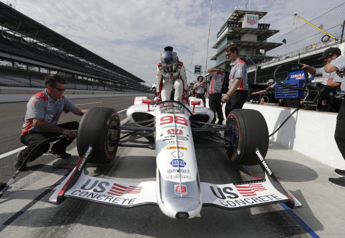 You can #watch the 2018 #Indianapolis 500 for free by