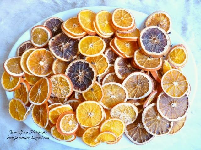 Candied Oranges! Food Decorating/Garnishing Pinterest Dried