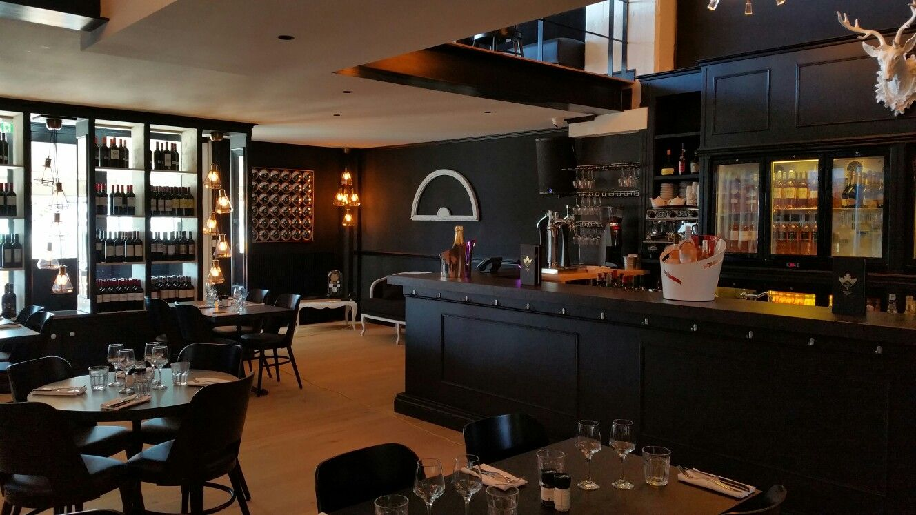 Restaurant le Time Out conception et Design Dalidec David ...