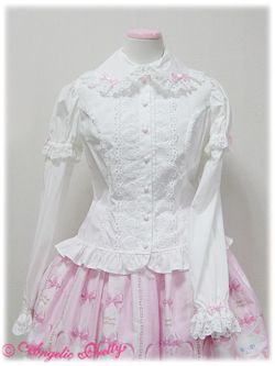 Angelic Pretty » Blouse » Sweetie Blouse