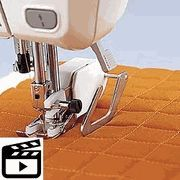 Sa132 Brother Quilting Guide Use W Walking Foot Or Ankle Brother Sewing Machines Sewing Machine Walking Foot Quilting