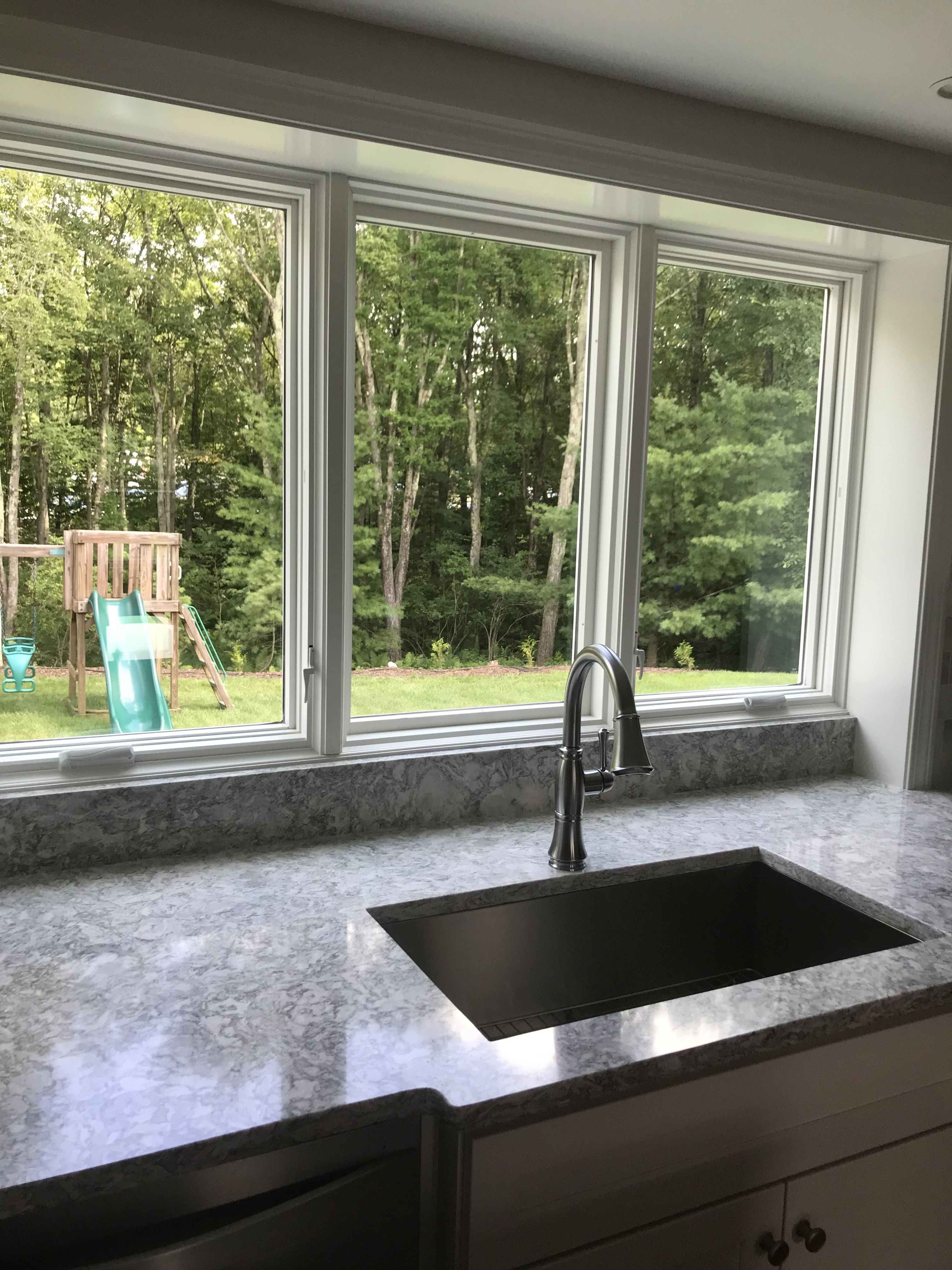 Berwyn Cambria Kitchen: Our New Kitchen Remodel! Cambria Berwyn Quartz, Delta